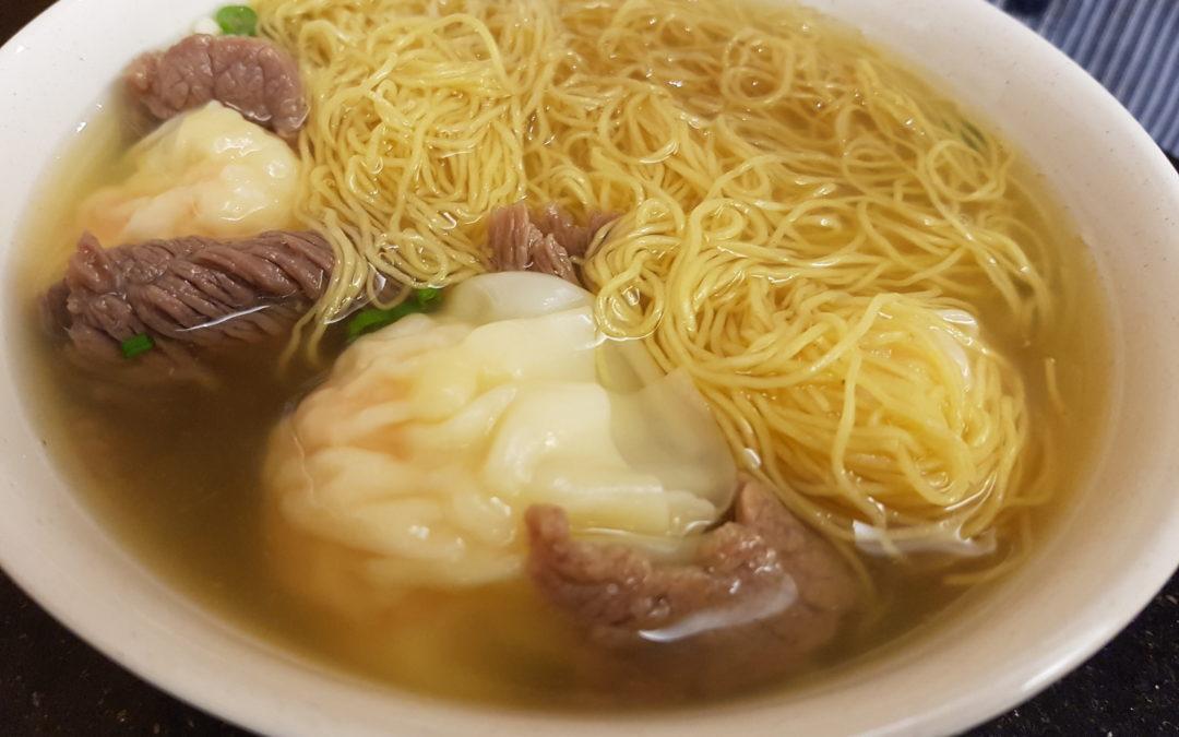 Jim Chai Kee – Wonton Noodles