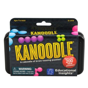 Kanoodle Brain Twisting Game