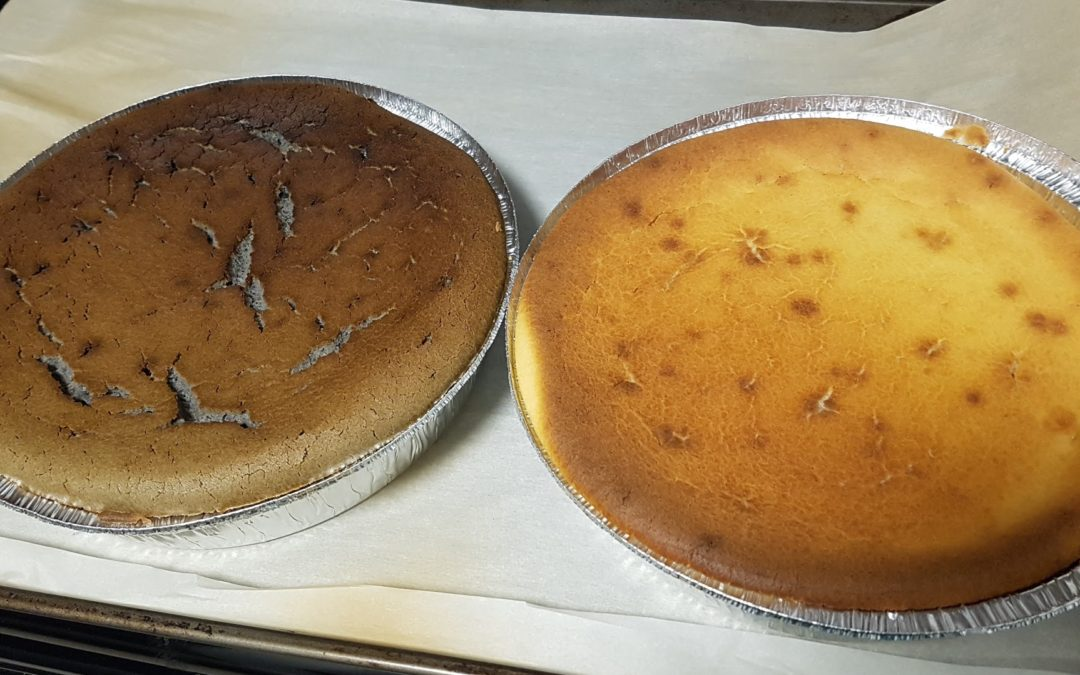 Mochi Cake Recipe