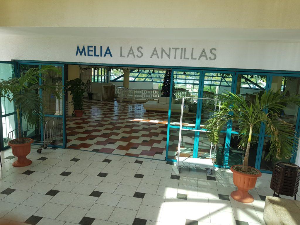 Melia_Las_Antillas in Varadero, Cuba