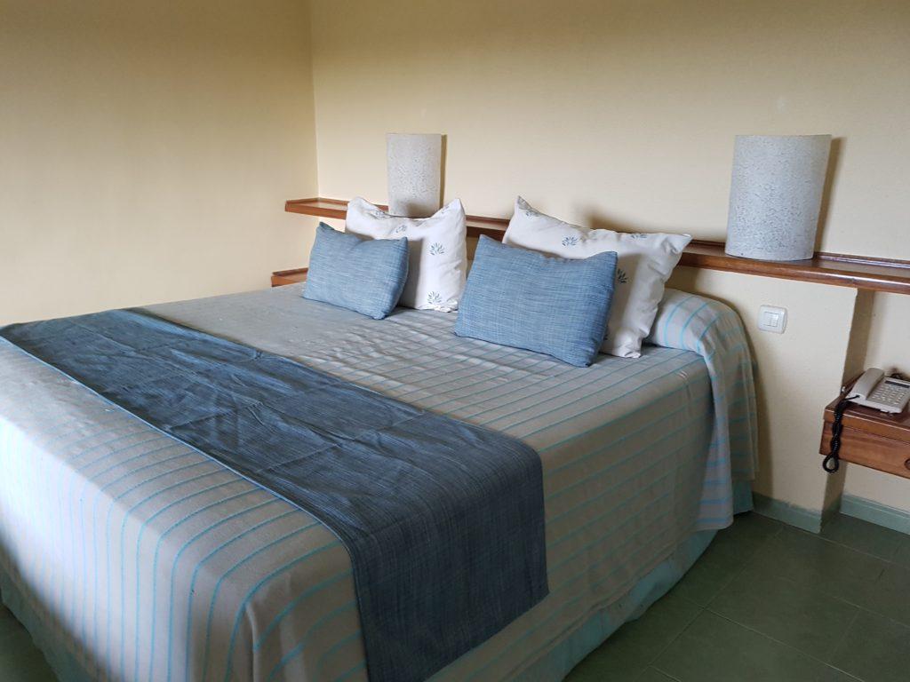 Melia Las Antillas Resort Deluxe bedroom