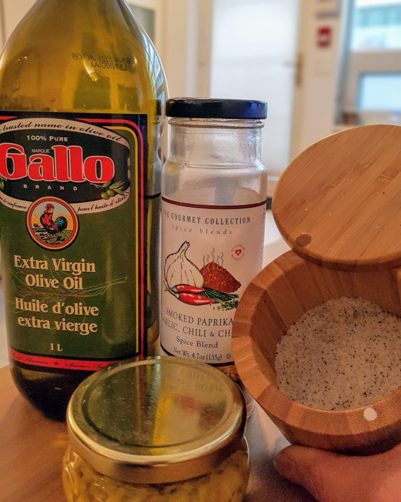 Seasoning for Baked Eggplant