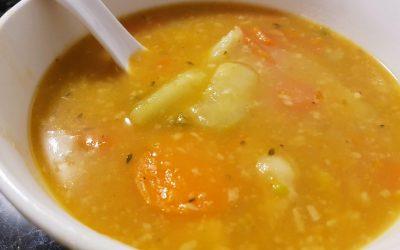 Jamaican Pumpkin Soup – Hearty and Savory