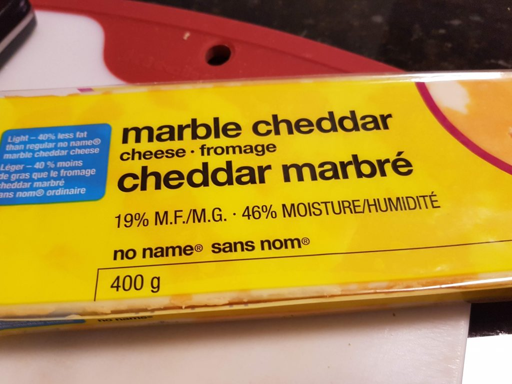Marble Cheddar Cheese