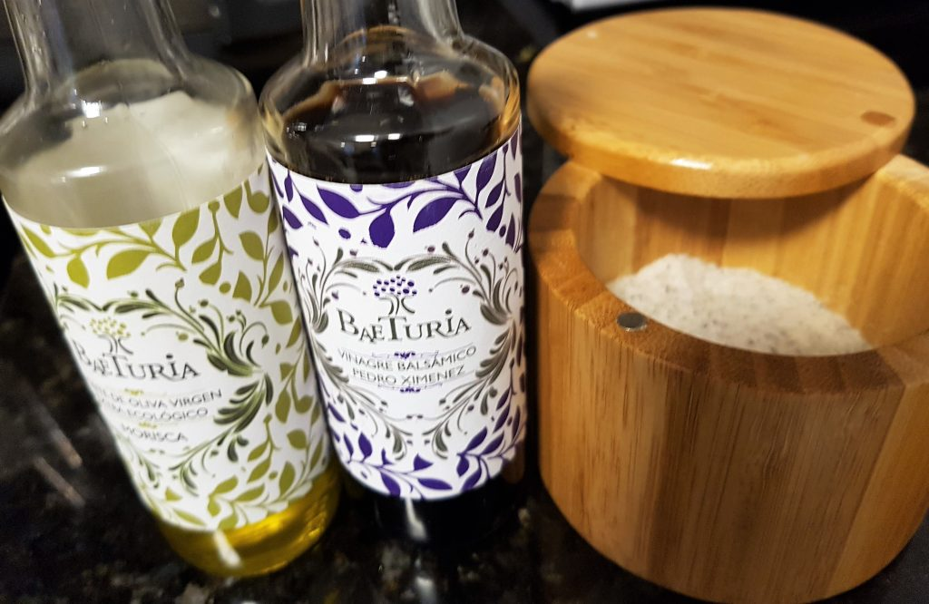 Olive Oil and Balsamic Vinegar from Spain