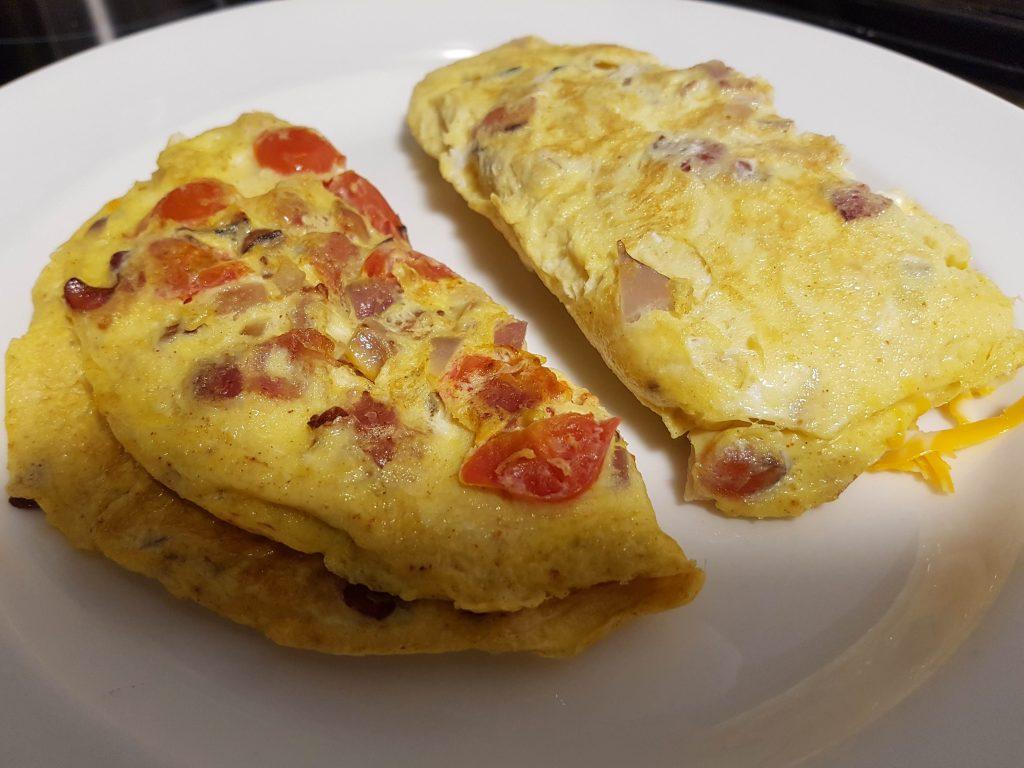 Simple Omlettes Recipe
