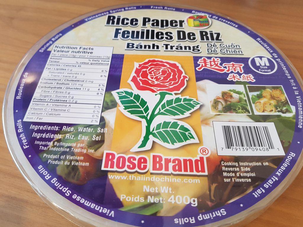 Rice Paper / Banh Trang