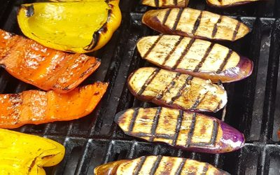 Simple Grilled Vegetables Recipe