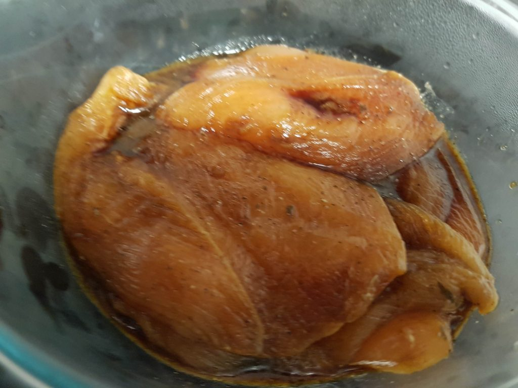 Marinade Chicken Breasts