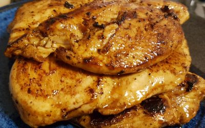 Cast-Iron Pan-Seared Chicken