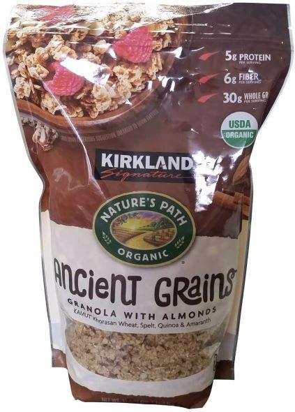 Kirkland Granola with Almond