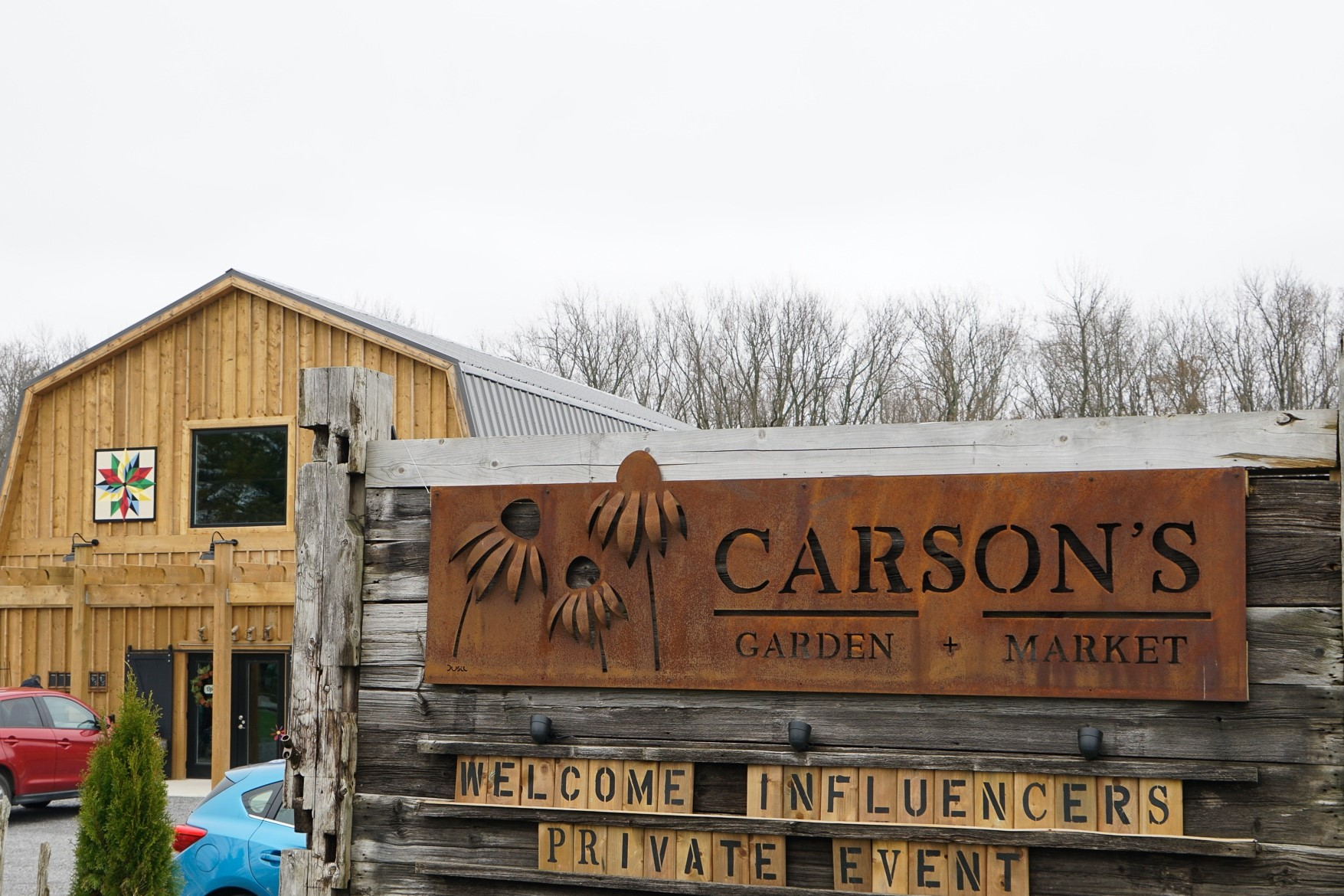 Carson's in Prince Edward County
