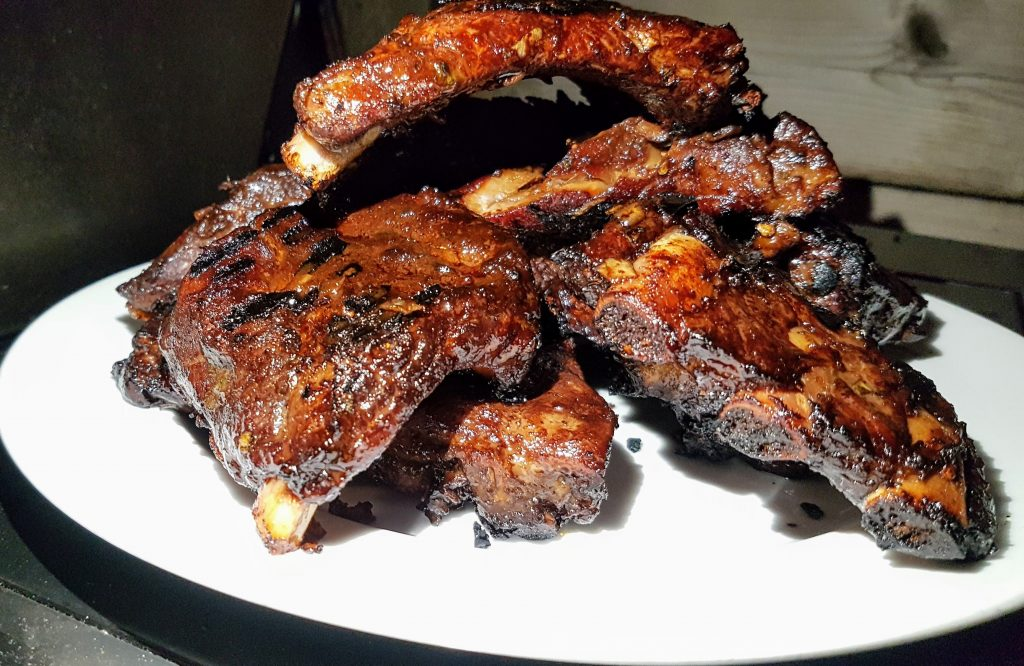 Fall Off The Bone Kalbi Pork Ribs Myreallifetips