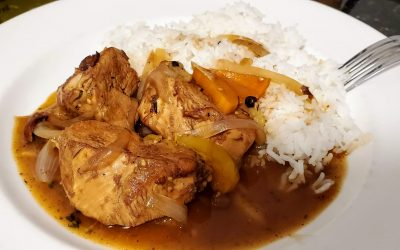 Fricasseed Chicken – Popular Jamaican Dish