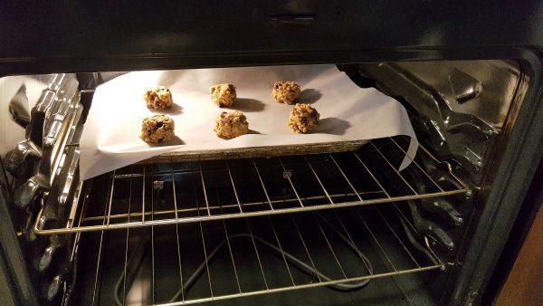 Big size cookies