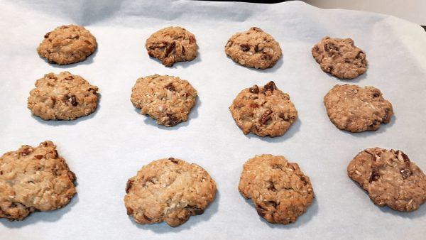 Teaspoon Size Cowboy Cookies