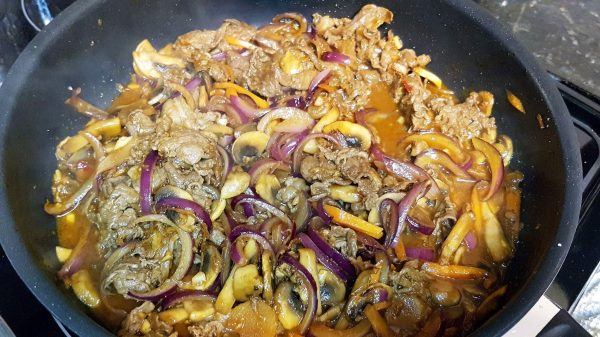 Yummy Bulgogi Bulgogi (Beef)