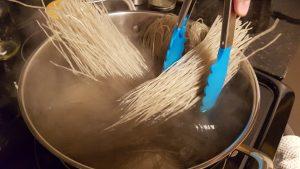 Boil Sweet Potato Noodles