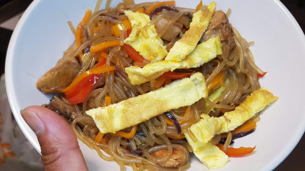 Yummy Japchae Recipe