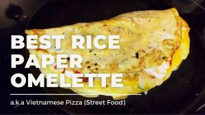 Best Rice Paper Omelette